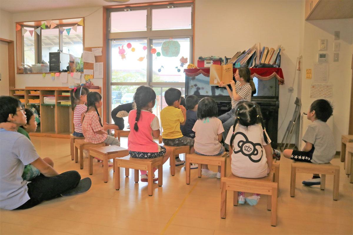 めぐみ幼稚園ねっこ写真1