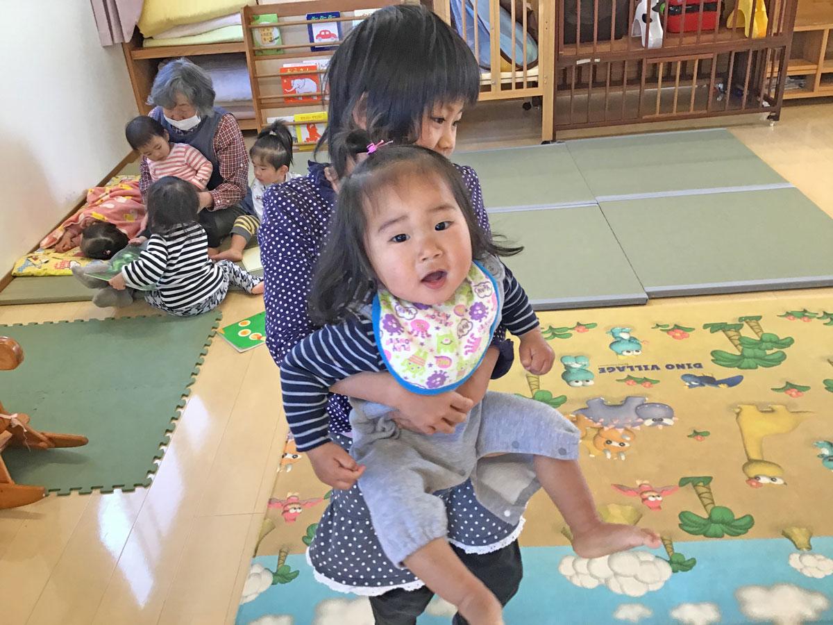 めぐみ幼稚園いっしょ写真3